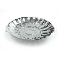 Bakeware & Cookware - Steamers - Norpro - Norpro Large Vegetable Steamer Stainless Steel