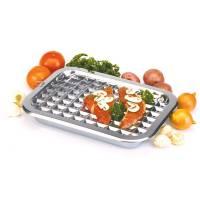"Bakeware & Cookware - Pans - Norpro - Norpro Stainless Steel Broiler Set 17"" x 12"""