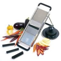 Utensils - Slicers & Corers - Norpro - Norpro Commercial Mandoline With Guard