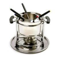 Bakeware & Cookware - Pots - Norpro - Norpro Stainless Steel Fondue Set