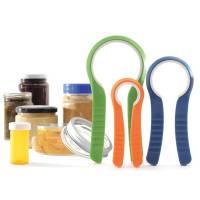 Utensils - Bottle & Can Openers - Norpro - Norpro Jar Openers (3 Pack)
