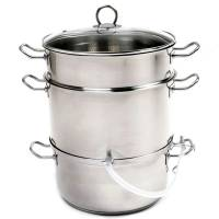 Kitchen - Blenders & Juicers - Norpro - Norpro Stainless Steel Steamer/Juicer