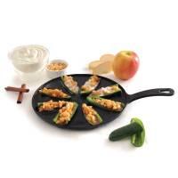 Kitchen - Cast Iron - Norpro - Norpro Pepper Popper Pan