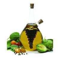 Kitchen - Cruets - Norpro - Norpro Grape Oil/Vinegar Cruet