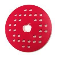 "Norpro Apple Pie Top Cutter 10"""
