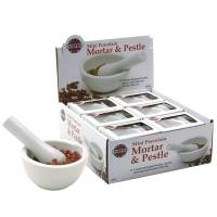 Bakeware & Cookware - Mortars & Pestles - Norpro - Norpro Mini Mortar/Pestle
