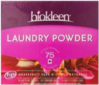 Home Products - Cleaning Supplies - Biokleen - Biokleen Citrus Essence Laundry Powder 5 lb