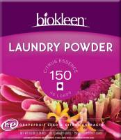 Home Products - Cleaning Supplies - Biokleen - Biokleen Citrus Essence Laundry Powder 10 lb
