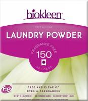 Home Products - Cleaning Supplies - Biokleen - Biokleen Free & Clear Laundry Powder 10 lb