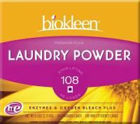 Home Products - Cleaning Supplies - Biokleen - Biokleen Premium Plus Laundry Powder 5 lb