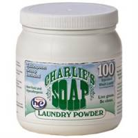 Home Products - Cleaning Supplies - Charlie's Soap - Charlie's Soap Laundry Powder 100 Loads 2.64 lb (6 Pack)