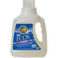 Cleaning Supplies - Laundry - Earth Friendly Products - Earth Friendly Products Ecos Liquid Laundry Detergent 100 oz - Lavender (4 Pack)