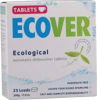 Kitchen - Cleaning Supplies - Ecover - Ecover Dishwasher Tablets 25 ct (12 Pack)