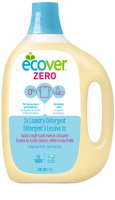 Cleaning Supplies - Laundry - Ecover - Ecover Laundry Detergent 93 oz - Zero (4 Pack)