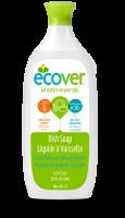 Ecover Liquid Dish Soap 25 oz - Lime Zest (6 Pack)