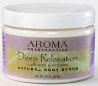 Health & Beauty - Bath & Body - Abra Therapeutics - Abra Therapeutics Deep Relaxation Body Scrub 10 oz