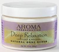 Health & Beauty - Abra Therapeutics - Abra Therapeutics Deep Relaxation Body Scrub 10 oz