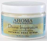 Health & Beauty - Abra Therapeutics - Abra Therapeutics Divine Inspiration Body Scrub 10 oz