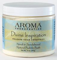 Health & Beauty - Bath & Body - Abra Therapeutics - Abra Therapeutics Divine Inspiration Bubble Bath 14 oz