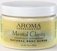 Health & Beauty - Bath & Body - Abra Therapeutics - Abra Therapeutics Mental Clarity Body Scrub 10 oz