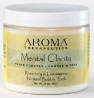 Health & Beauty - Abra Therapeutics - Abra Therapeutics Mental Clarity Bubble Bath 14 oz