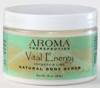 Health & Beauty - Bath & Body - Abra Therapeutics - Abra Therapeutics Vital Energy Body Scrub 10 oz