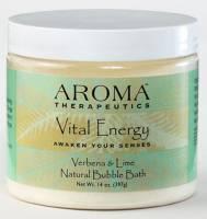 Health & Beauty - Abra Therapeutics - Abra Therapeutics Vital Energy Bubble Bath 14 oz