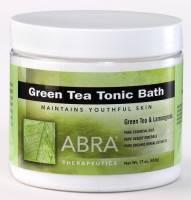 Health & Beauty - Abra Therapeutics - Abra Therapeutics Green Tea Body Soak 17 oz