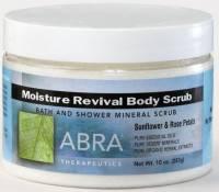 Health & Beauty - Abra Therapeutics - Abra Therapeutics Moisture Revival Body Scrub 10 oz