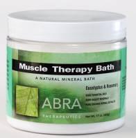 Health & Beauty - Abra Therapeutics - Abra Therapeutics Muscle Therapy Bath 17 oz
