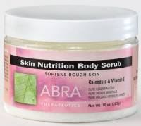 Health & Beauty - Bath & Body - Abra Therapeutics - Abra Therapeutics Skin Nutrition Body Scrub 10 oz