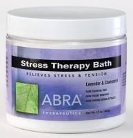 Health & Beauty - Bath & Body - Abra Therapeutics - Abra Therapeutics Stress Therapy Bath 17 oz