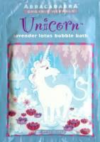 Health & Beauty - Bath & Body - Abra Therapeutics - Abra Therapeutics Unicorn Lavender Lotus Bubble Bath