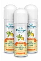 Home Products - Air Therapy (Mia Rose) - Air Therapy (Mia Rose) Air Freshener 2.2 oz - Orange