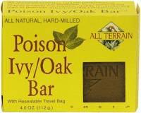 Health & Beauty - Pain Relief - All Terrain - All Terrain Poison Ivy Bar 4 oz