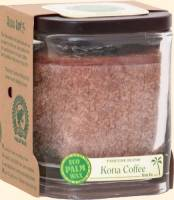 Home Products - Aloha Bay - Aloha Bay Candle Aloha Jar Kona Coffee 8 oz