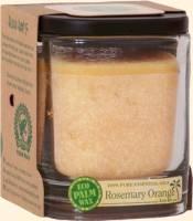 Aloha Bay Candle Aloha Jar Rosemary Orange Peach 8 oz