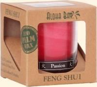 Home Products - Candles - Aloha Bay - Aloha Bay Candle Feng Shui Gift Box 2.5 oz- Fire Red