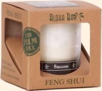 Home Products - Candles - Aloha Bay - Aloha Bay Candle Feng Shui Gift Box 2.5 oz- Metal Ivory