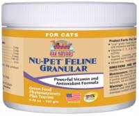 Pet - Health Supplies - Ark Naturals - Ark Naturals Nu-Pet Feline Antioxidant 150 gm