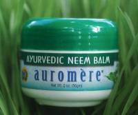 Health & Beauty - Ayurvedic - Auromere - Auromere Ayurvedic Neem Balm 2 oz
