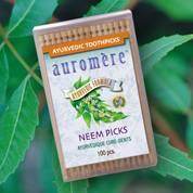 Health & Beauty - Dental Care - Auromere - Auromere Ayurvedic Neem Picks