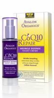 Skin Care - Creams - Avalon Organic Botanicals - Avalon Organic Botanicals CoQ10 Wrinkle Defense Night Creme 1.75 oz