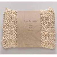 Health & Beauty - Accessories - Baudelaire - Baudelaire Sisal Body Scrubber