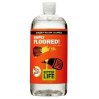 Home Products - Cleaning Supplies - Better Life - Better Life Natural Ready-to-Use Floor Cleaner Simply Floored