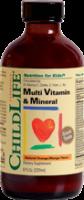 Herbs - Childlife - Childlife Multi Vitamin & Mineral