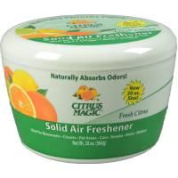 Pet - Fresheners - Citrus Magic - Citrus Magic Solid Odor Absorber 20 oz - Island Spring