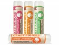 Health & Beauty - Lip Care - Crazy Rumors - Crazy Rumors A La Mode Ice Cream Lip Balm Gift Set