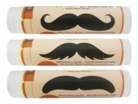 Health & Beauty - Lip Care - Crazy Rumors - Crazy Rumors My Stache-Sweet Mint Moustache Lip Balm