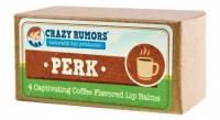 Health & Beauty - Lip Care - Crazy Rumors - Crazy Rumors Perk Coffee Lip Balm Gift Set